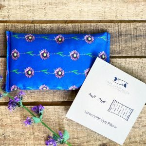 organic yoga eye pillow