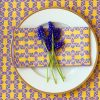 summer organic table runner
