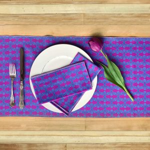 summer reusable napkins