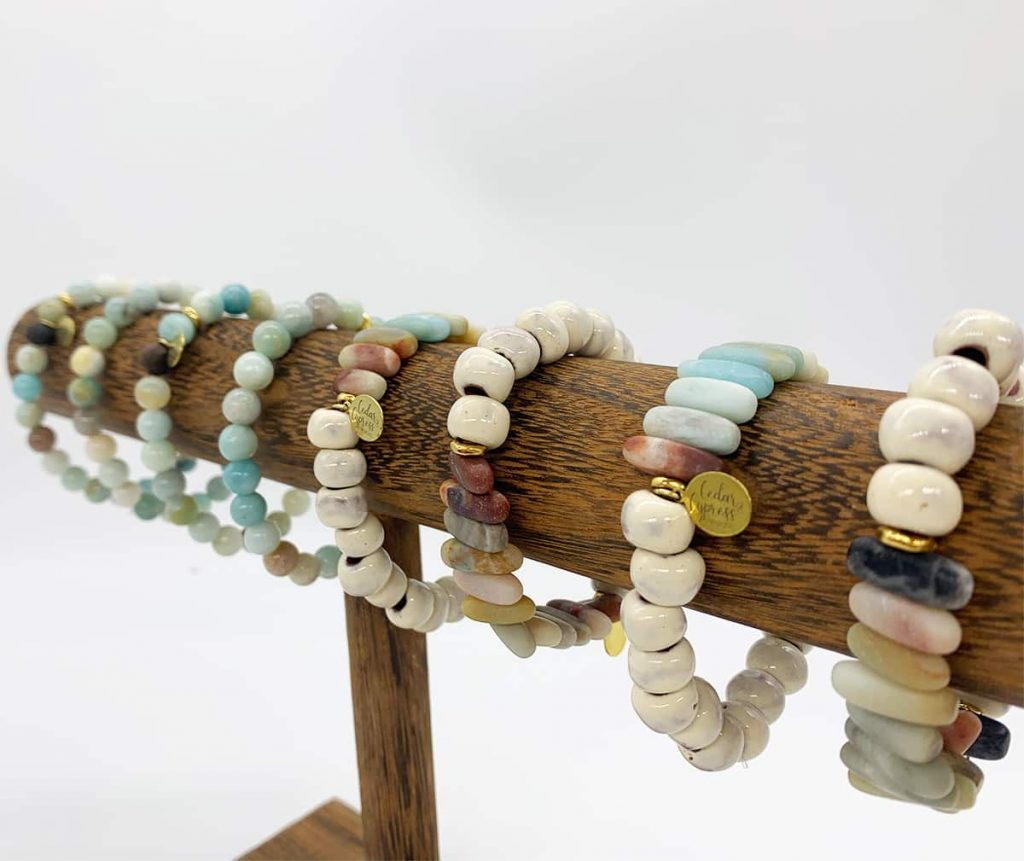 eco bracelets group