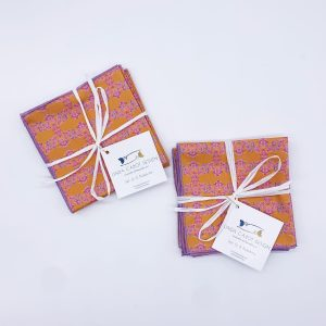 Prisma Aria On the go napkins organic cotton