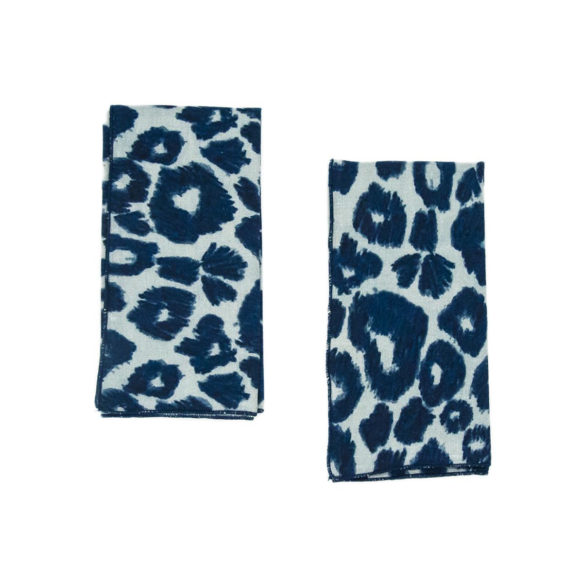 cheetah print napkins