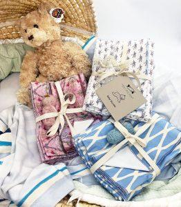 linda cabot design baby bundles