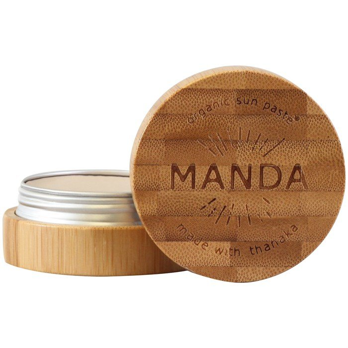 manda reef safe sunscreen plastic free