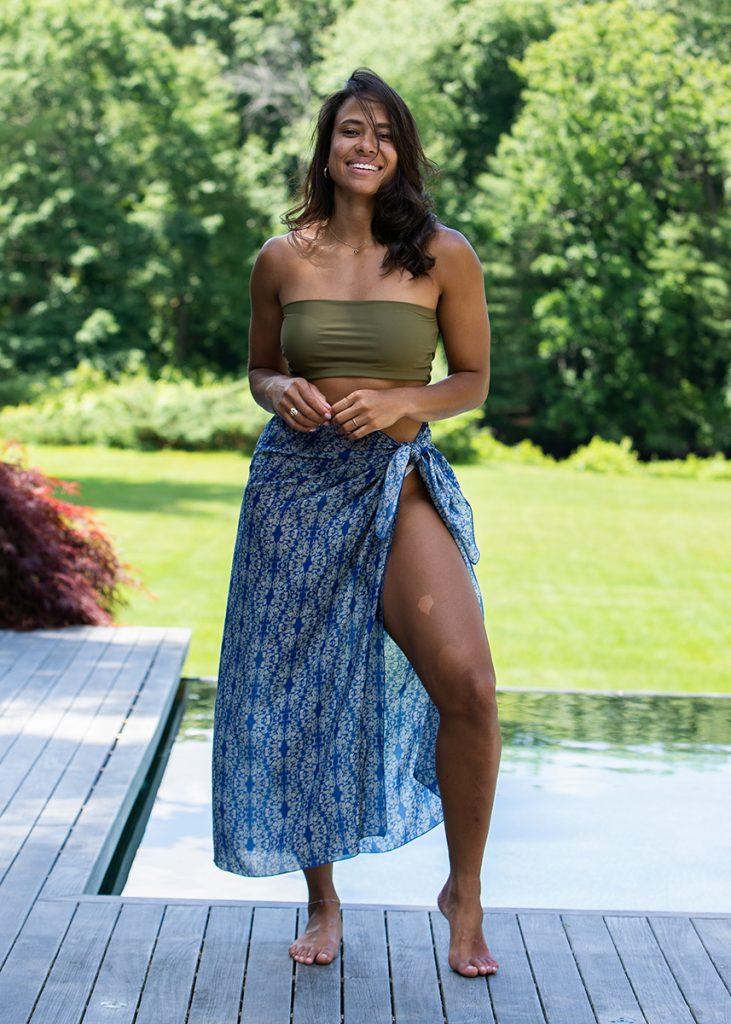 sustainably made sarong