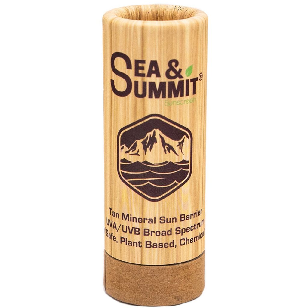 sea and summit reef safe sunscreen face stick