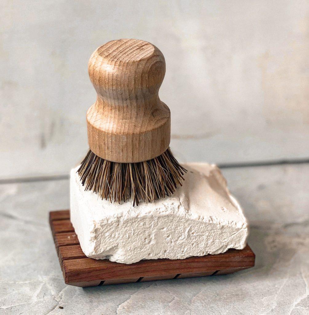 do your part dish scrub brush