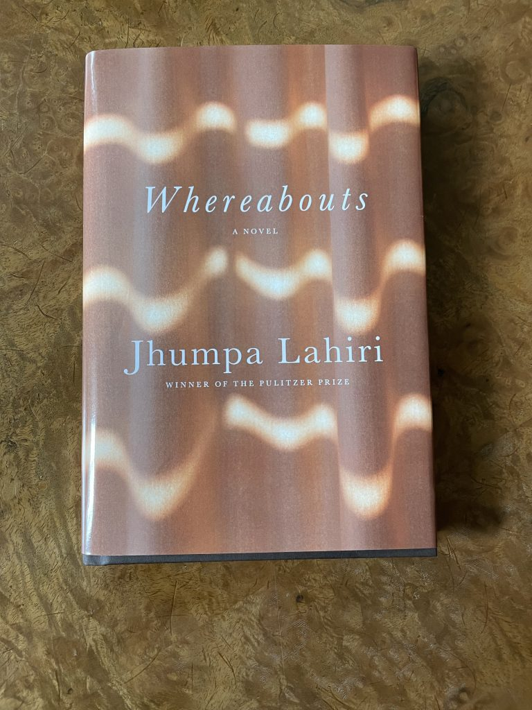 linda cabot's book of summer whereabouts by jhumpa lahiri
