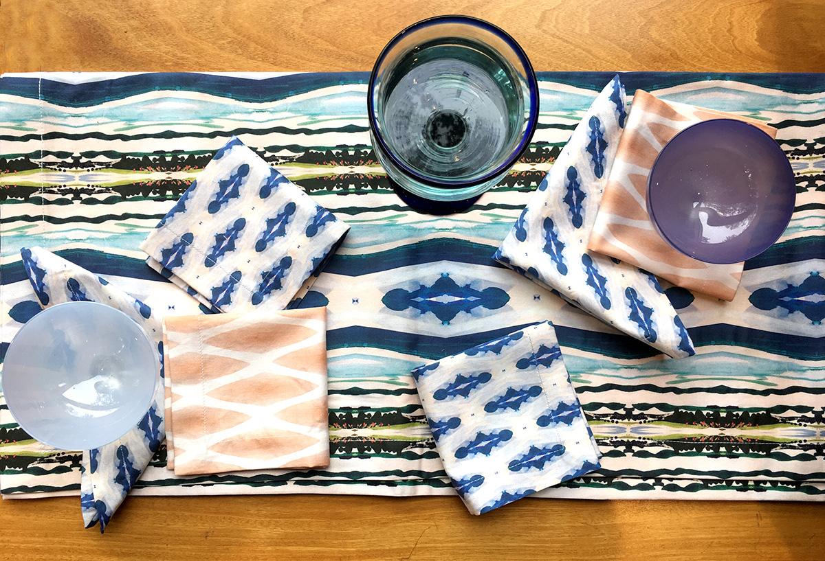ways to use cloth napkins