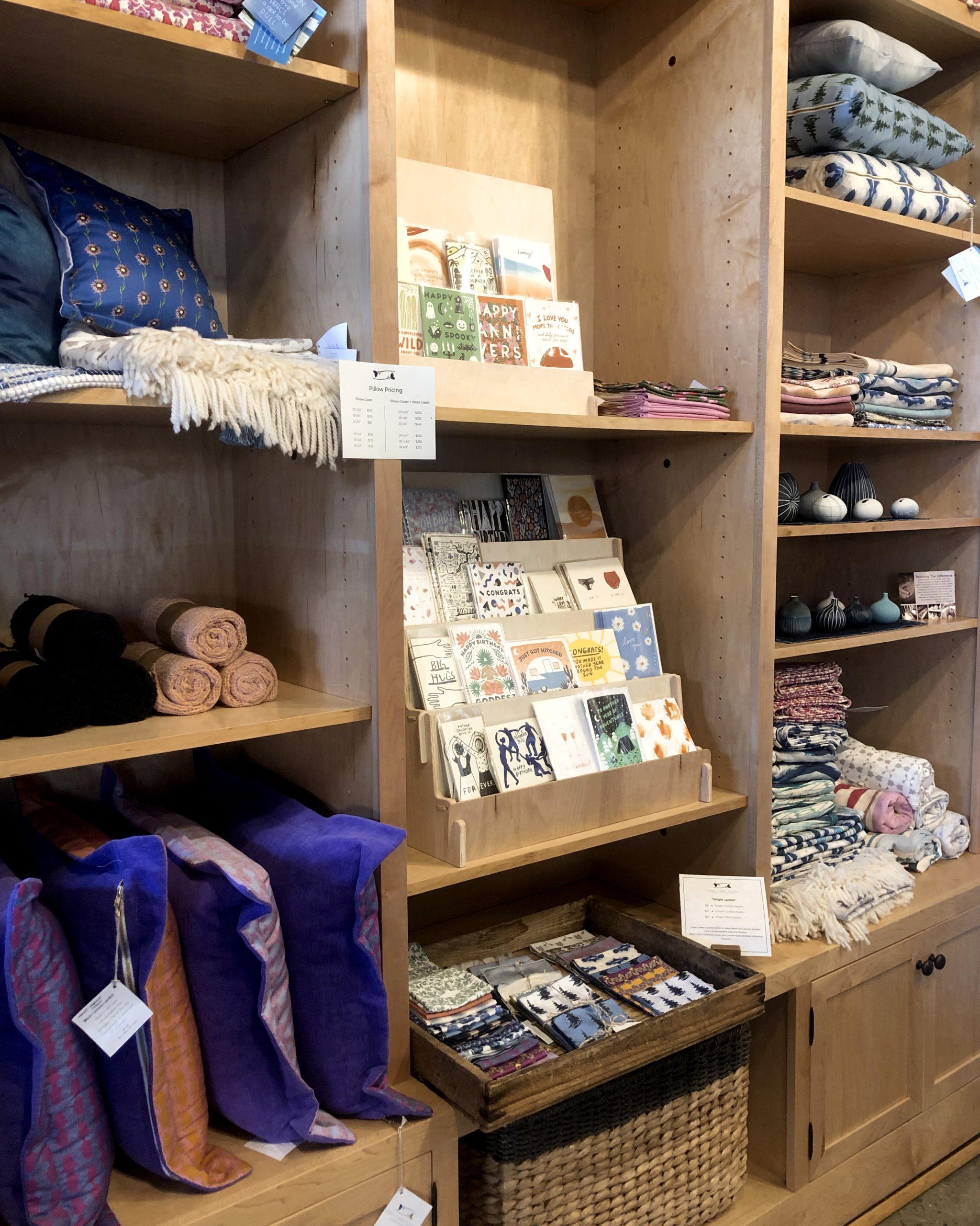 linda cabot design sustainable gift shop